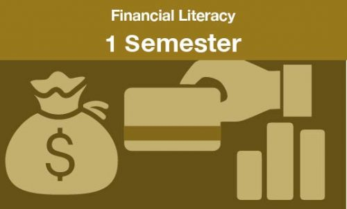 financial literacy course one semester long