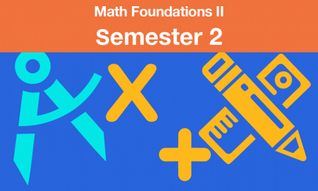 math foundations 2 Semester two