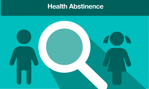 health abstinence course