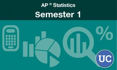 Advanced Placement Statistics Semester one