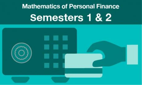mathematics of personal finance Semesters one and two