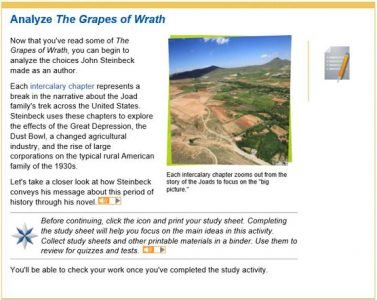 English 11 - the grapes of wrath