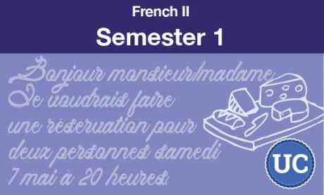 French two Semester one