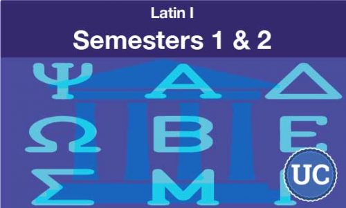 Latin one Semesters one and two