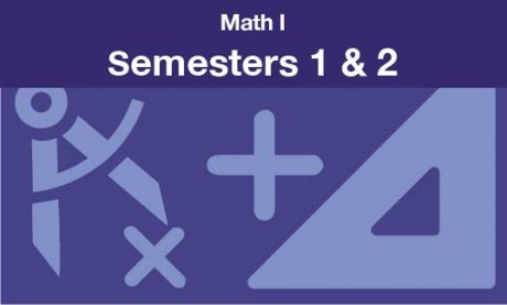 math one Semesters one and two