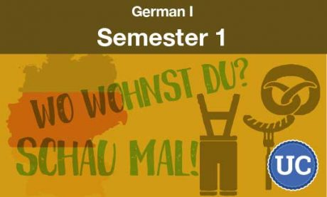 German one Semester one
