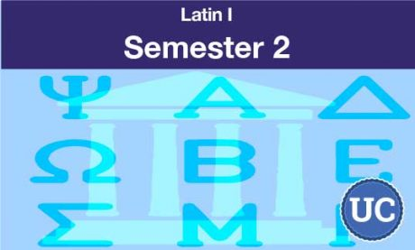 Latin one Semester two
