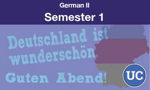 German two Semester one