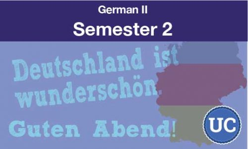 German two Semester two