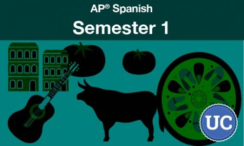 AP Spanish Semester one