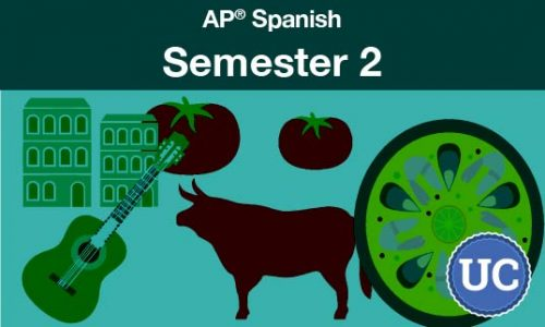 AP Spanish Semester two