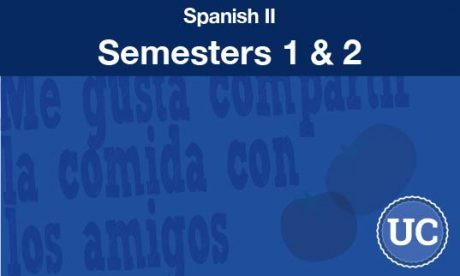 Spanish two Semester one and two