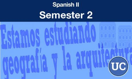Spanish two Semester two