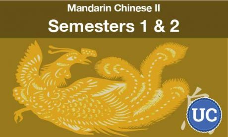 mandarin Chinese 2 Semesters one and two