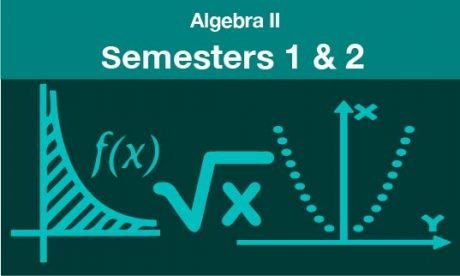 algebra two semesters one and two