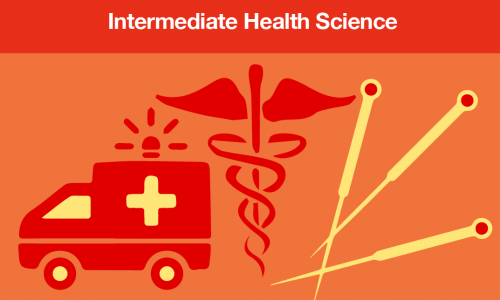 Intermediate health science course