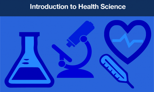 Introduction to health science course