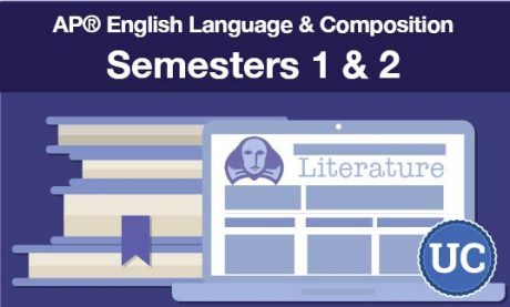 AP® English Language & Composition semesters one and two