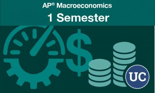 UC approved AP® Macroeconomics