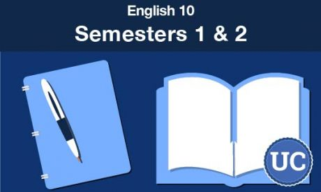 UC approved English 10 Semesters one and two