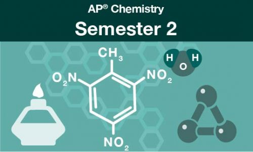 AP® Chemistry Semester two