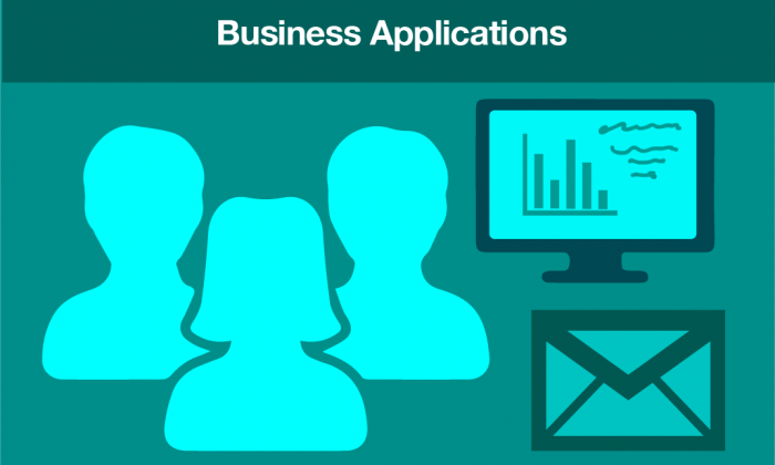 business applications course