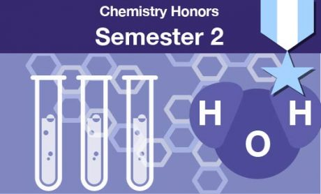 chemistry honors Semester two
