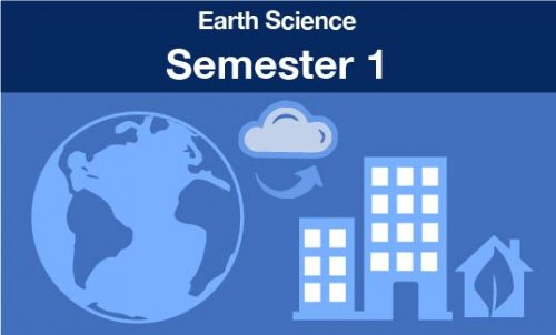 earth science Semester one