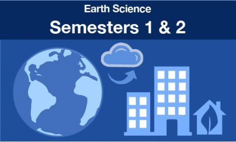 earth science semesters one and two