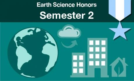 earth science honors Semester two