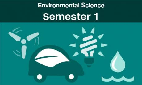 environmental science Semester one