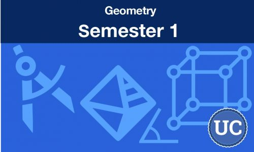 Geometry Semester one