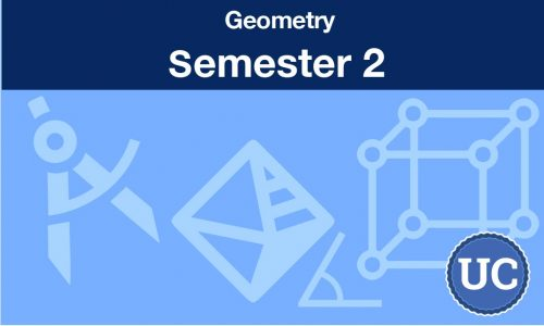 Geometry Semester two