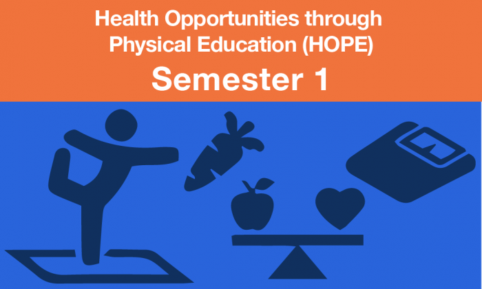 physical education HOPE course