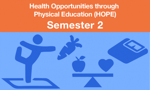 health opportunities through physical education HOPE