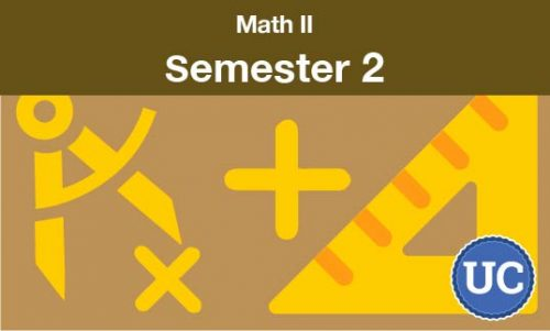 math 2 Semester two
