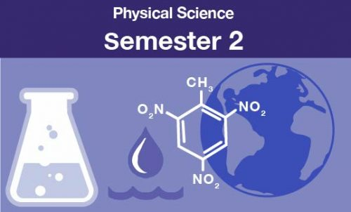 physical science Semester two