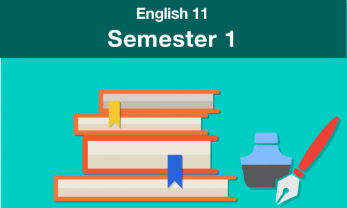 english 11 Semester one