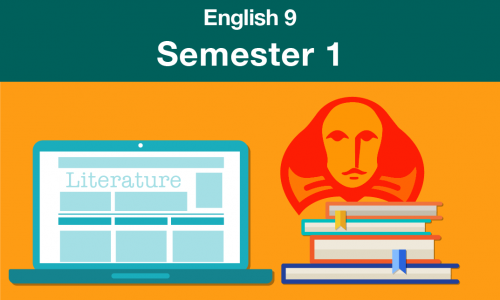 english 9 Semester one