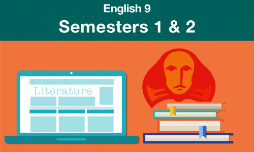 english 9 Semesters one and two