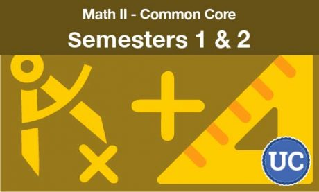 math 2 common core - semesters one and two