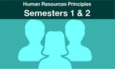 Human Resources Principles Semesters one and two