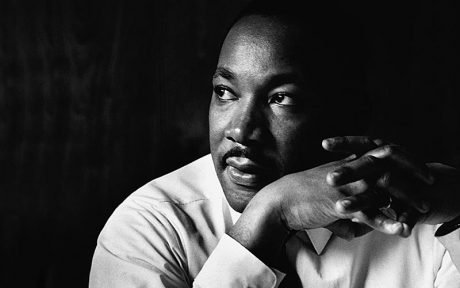 Martin Luther King Jr. - curated content