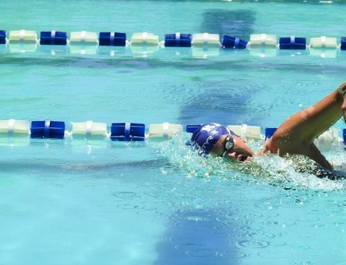 ALVS Student Spotlight: Grace Wey, Elite Swimmer