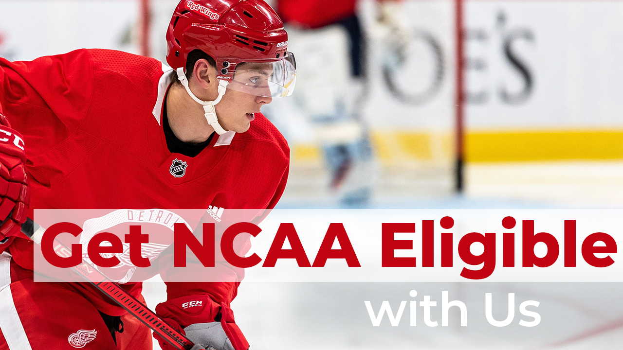 Get NCAA Eligible with Us 100+ NCAA-APPROVED COURSES